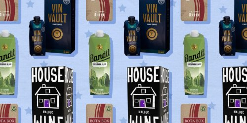 8 of the best boxed wines to try, and no, Franzia didn't make our list