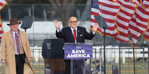 Giuliani says he's willing to go to jail but those who put him there will have to suffer 'consequences in heaven'