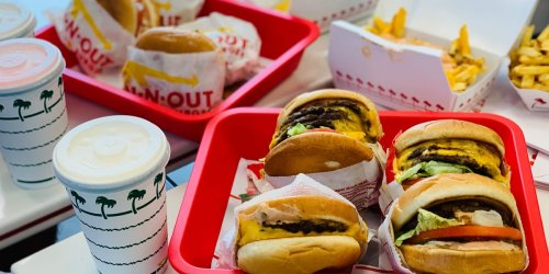 I ate my way through In-N-Out's regular and secret menus and ranked every item