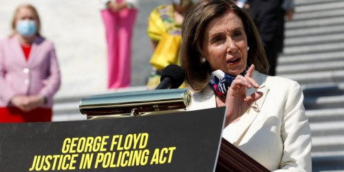 Congressional leaders are still hammering out the details of a bipartisan police reform bill