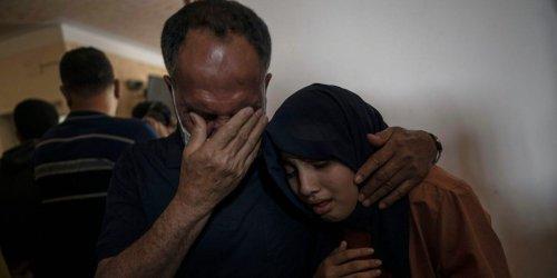 Progressives rip into the Biden administration for refusing to condemn Israel as airstrikes kill Palestinian civilians