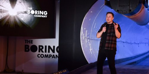 Elon Musk's The Boring Company scrubbed any mention of its LA and DC tunnels from its website, leaving the future of those projects in doubt