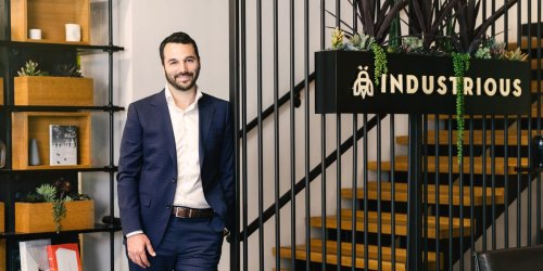 Flex-office company Industrious snapped up shuttered rival Breather in a bid to create an Airbnb for office space