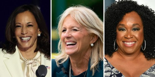 Kamala Harris was just sworn in as the first female vice president in US history. Here are 35 of the most powerful women in 2021.