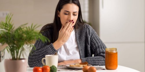 Feeling nauseous after eating? 7 possible causes and tips to prevent post-meal queasiness