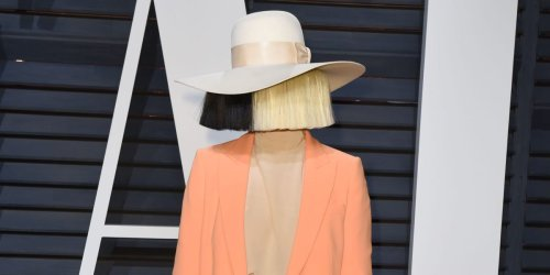 Sia revealed that she adopted 2 teenage sons last year who were aging out of foster care