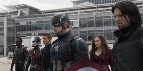 The Russo brothers almost quit 'Captain America: Civil War' because of pushback regarding Tony Stark and Steve Rogers fighting each other