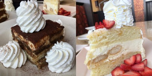 I tried every non-cheesecake dessert at The Cheesecake Factory, and I never would've thought to order the best
