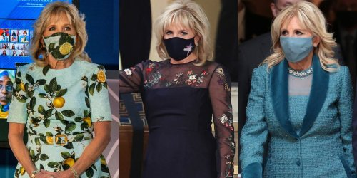 9 times Jill Biden has sent a message with her outfits