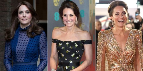 14 of the most daring looks Kate Middleton has ever worn