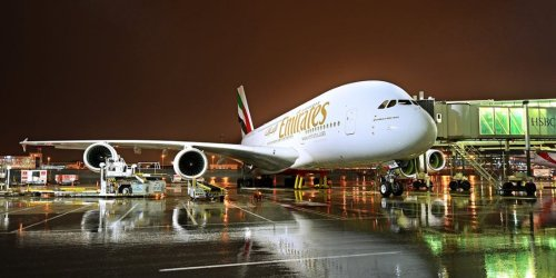 We may have just witnessed the end of the Airbus A380 superjumbo