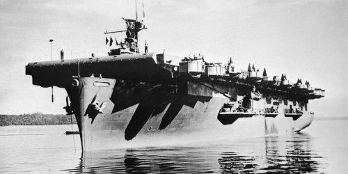 How 'baby flattops' helped the US Navy win World War II