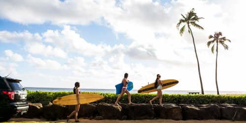 Influencers like Logan Paul are moving to tropical destinations for a new lifestyle and fresh content, but some say it harms local communities