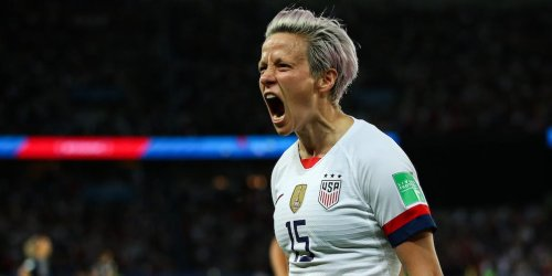 Megan Rapinoe is so much more than the Sportsperson of the Year