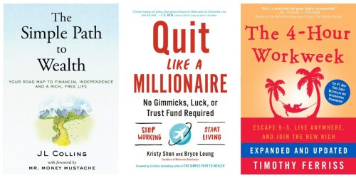 4 personal finance books that helped young millionaires reach their net worth