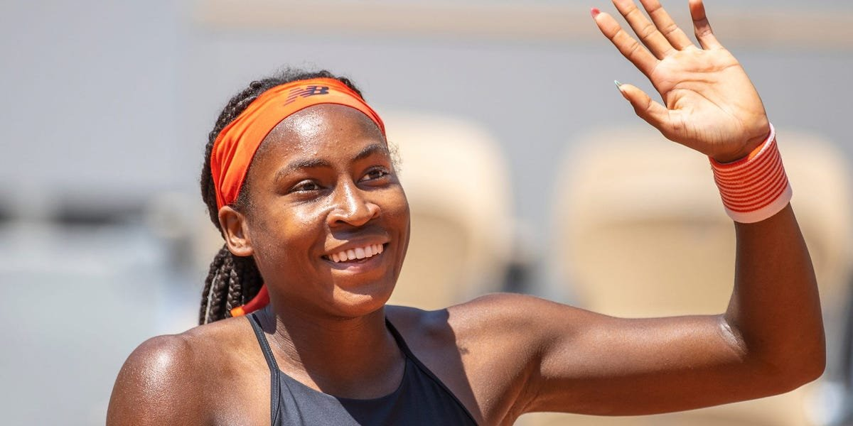 Tennis star Coco Gauff has dropped out of the Olympics after testing positive for COVID-19