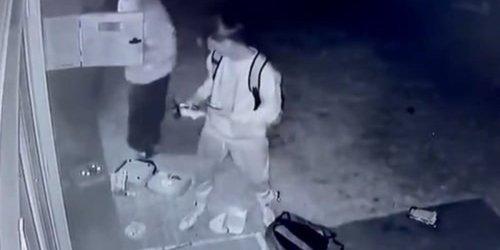 Video shows vandals smashing up a soccer team's defibrillator just hours after Christian Eriksen's Euro 2020 cardiac arrest