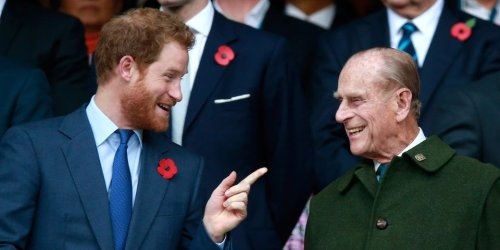 18 times Prince Philip was just a regular grandfather