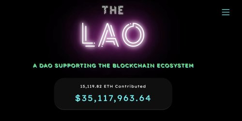 How crypto startups are quickly raising millions of dollars from mysterious online communities called DAOs