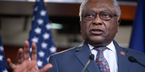 Clyburn says the Republican Party is 'losing its way' and Mitch McConnell 'is contributing to that'