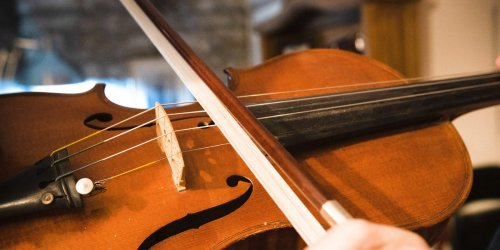 Why professional violin bows are so expensive