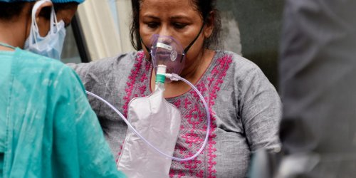 India's COVID-19 surge is highlighting a ruthless, global black market for oxygen, where sellers jack prices up to 1,000%
