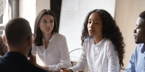 Memorize these scripts so you can call out microaggressions at work and support your colleagues