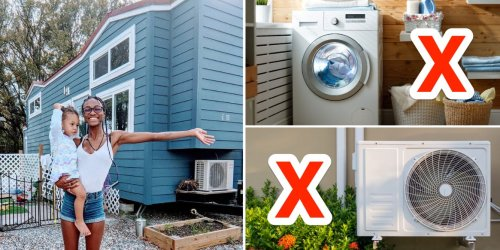 5 tiny-home owners revealed the items they regret buying most — or what they skipped altogether