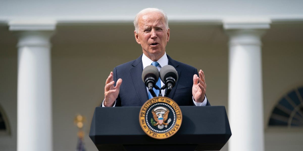 Landlords sue Biden after he said they couldn't evict in areas where Delta infections are surging