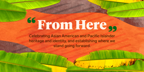 Celebrating the past, present, and future Asian American and Pacific Islander experience in the US