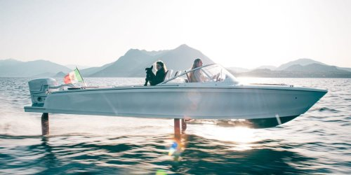 Candela makes electric speedboats that can 'fly' above the water — and soon you'll be able to try them out in New York