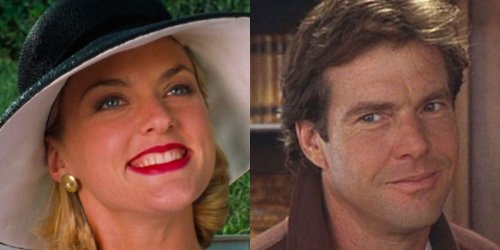 Elaine Hendrix reflects on her 18-year age gap with 'The Parent Trap' costar Dennis Quaid: 'We had tremendous chemistry'