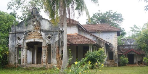 4 friends bought a crumbling, 100-year-old mansion in the Sri Lankan jungle for $430,000 and spent years restoring it. Take a look inside.
