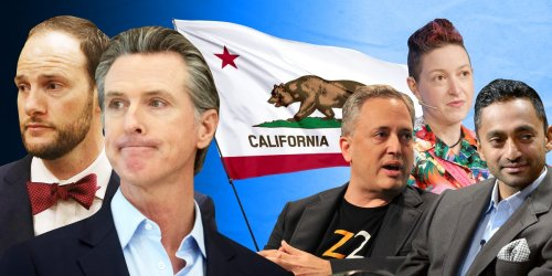 Silicon Valley VCs are at war with the 'far left radicals' running California