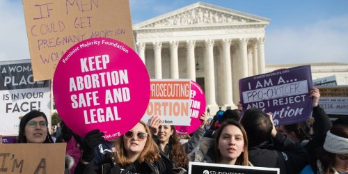 7 maps and charts that show what could happen if Roe v. Wade fell