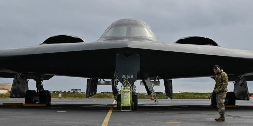 With another historic trip to Iceland, US stealth bombers are building 'muscle memory' as the Arctic heats up
