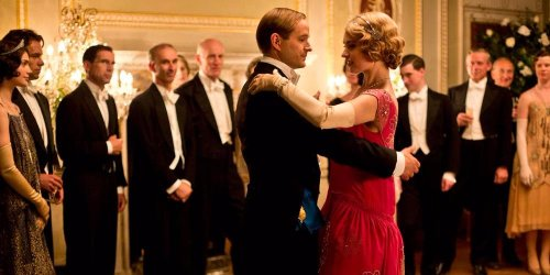 You can attend a Christmas ball complete with champagne, canapés, and a 3-course dinner at the 'Downton Abbey' castle