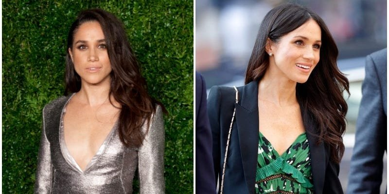The most daring outfits Meghan Markle has worn