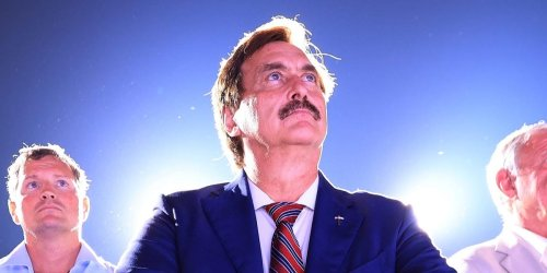 Mike Lindell wants to crush Dominion's defamation lawsuit, arguing the voting tech company is a government official. Legal experts say he has a point.