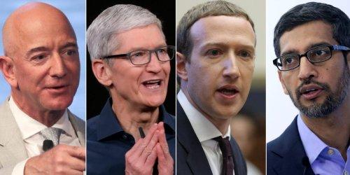 Democrats plan to take on big tech with 5 major antitrust bills aimed at making it easier to weaken monopolies