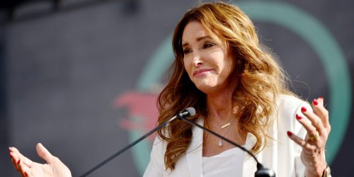 Caitlyn Jenner told Sean Hannity she doesn't think California needs to fund a high-speed rail when everybody could just take planes instead