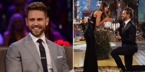 Nick Viall admits he felt pressured to fall in love during his season of 'The Bachelor'