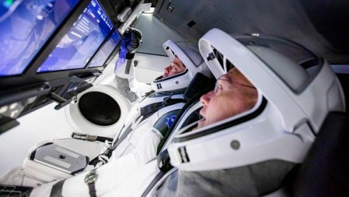 SpaceX is about to launch NASA astronauts to the International Space Station on its Crew Dragon spaceship. Here's what to expect.