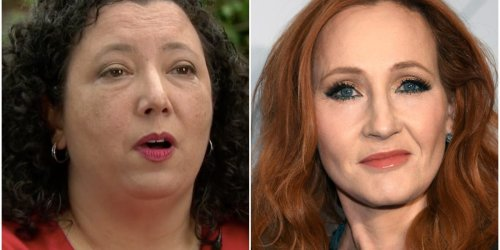 A woman who was fired for saying that transgender women are male or 'honorary female' wins High Court appeal — and JK Rowling's backing