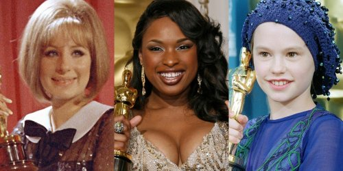 7 actors who won Oscars for their first ever film roles