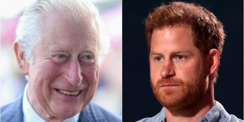 Prince Charles shares throwback Father's Day photo with Prince Harry amid reports that he won't let Archie become a prince