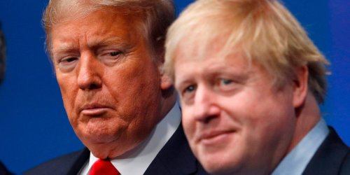 Trump derailed Boris Johnson's coronavirus planning by demanding the UK join a 'bombing campaign in the Middle East,' says former aide to PM