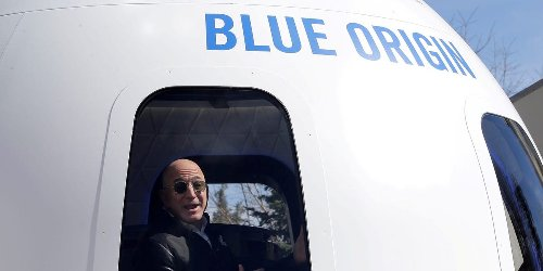 Will Jeff Bezos be an astronaut when he travels into space on a Blue Origin flight? It's complicated, because experts say there's still a debate about where space begins.