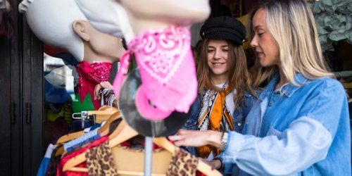 Wealthy teens are ruining thrifting for the rest of Gen Z