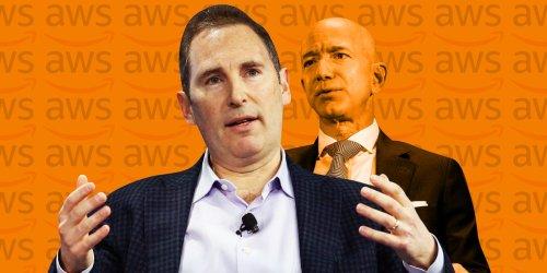 Meet Andy Jassy, Amazon's next CEO